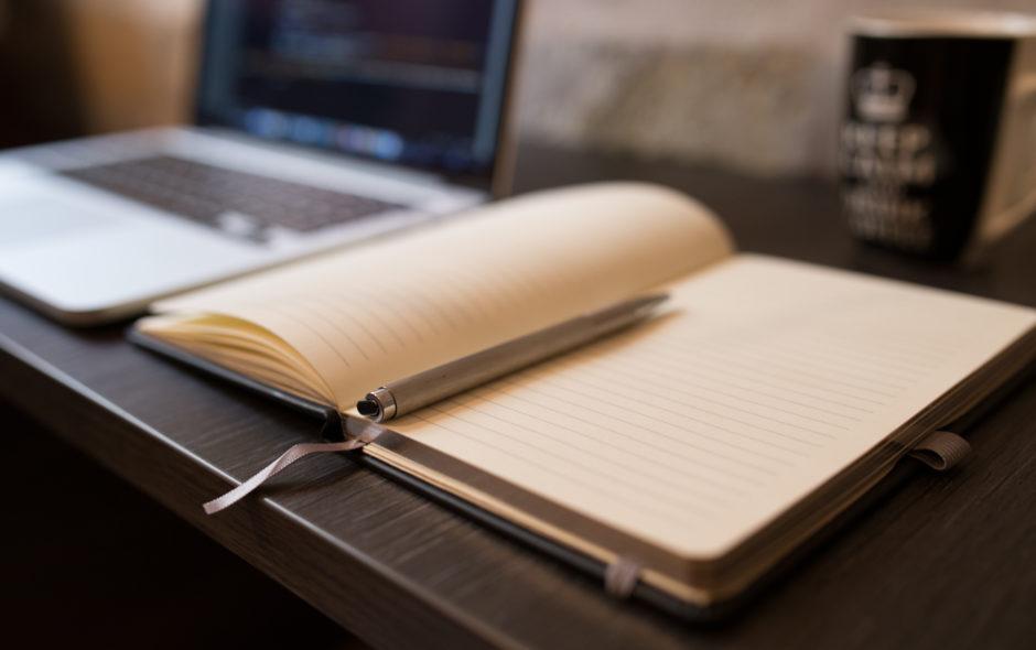 الوصفة السحرية للكتابة